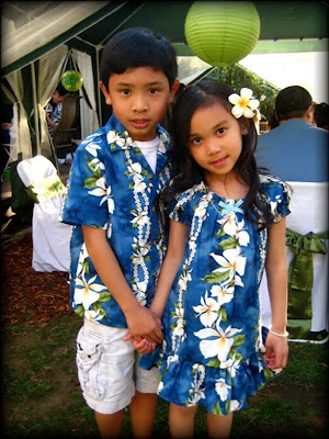 Kreative Kiddie Events Hawaiian Luau