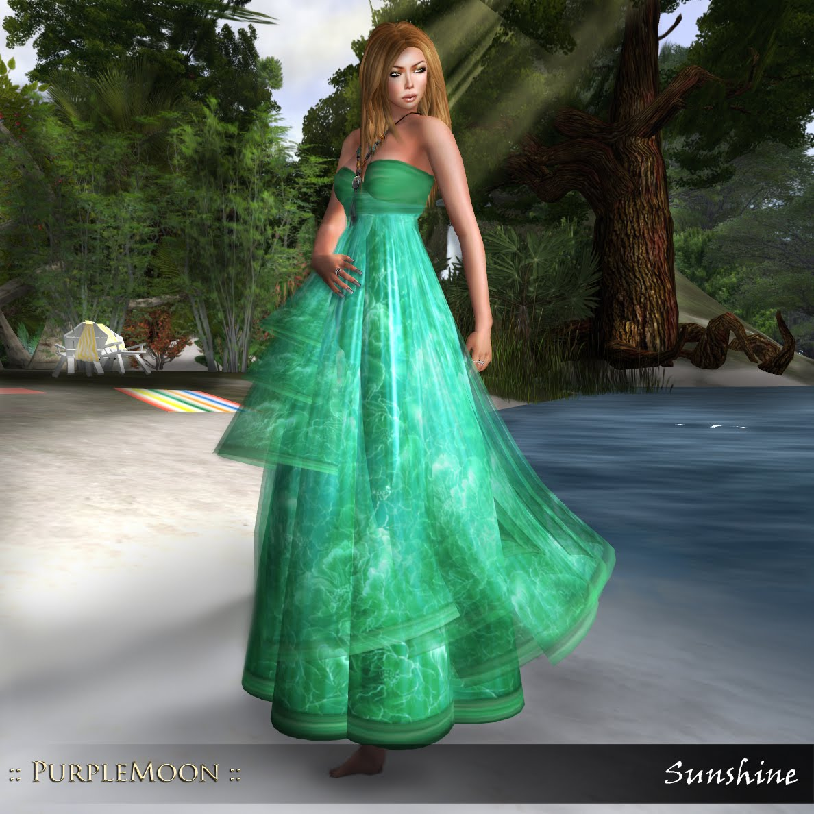 Sunshine New Summer Dress Purplemoon Creations