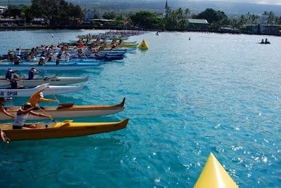 39th Annual Queen Lili'uokalani Canoe Race 1