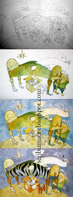 cfad book illustration thesis