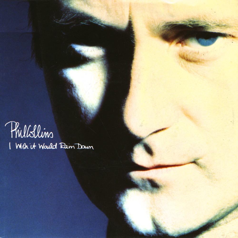 Download mp3 full flac album vinyl rip I Wish It Would Rain Down - Phil Collins - I Wish It Would Rain Down (Vinyl)