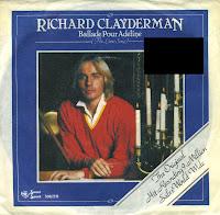 music on vinyl ballade pour adeline richard clayderman. Black Bedroom Furniture Sets. Home Design Ideas