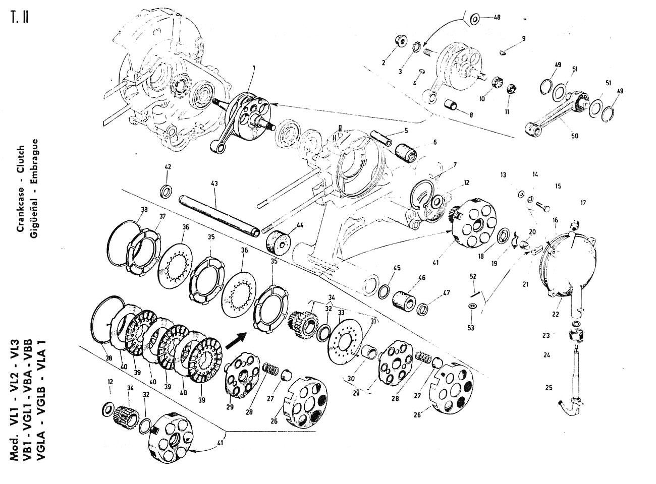 Joy S Diagram Mesin Vespa