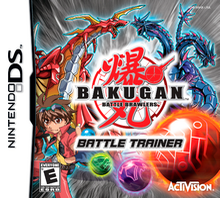 Bakugan Battle Brawlers - Battle Trainer