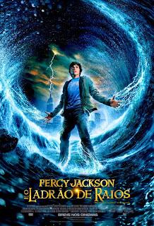 Baixar Filme - Percy Jackson e o Ladrão de Raios CAMRip RMVB
