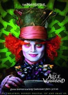 Baixar Filme - Alice no País das Maravilhas - CAM