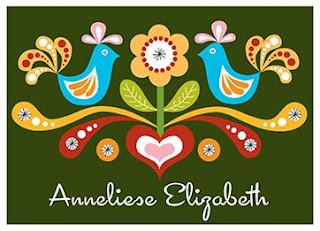 Cynthia Mosser: Dutch TREAT - folk art-inspired