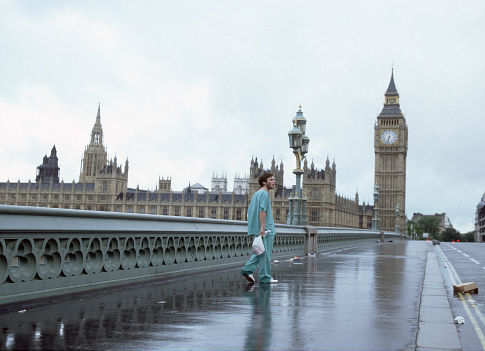 28 Days Later Film Location