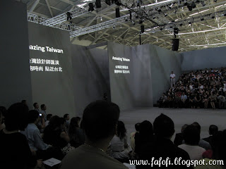 Taiwanese Fashion Show 2010