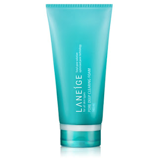 Laneige Pore Clear Cleansing Foam