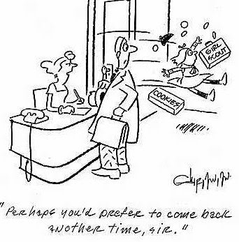 Pity the poor pharmaceutical sales rep