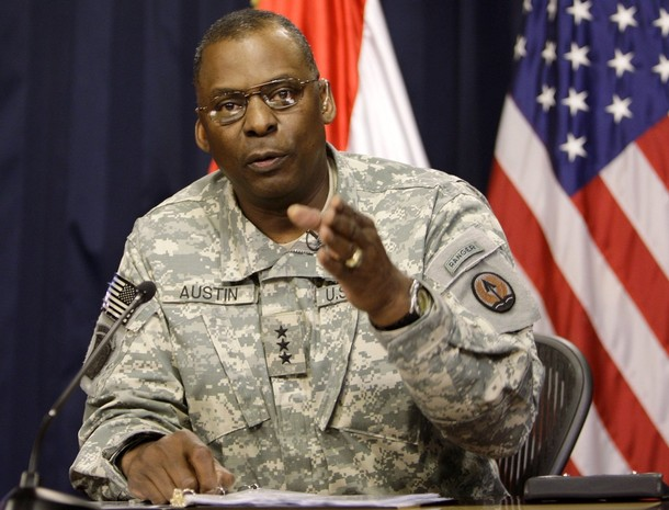 General Lloyd Austin Breaks New Ground