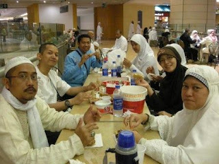 Food Court Tower ZamZam