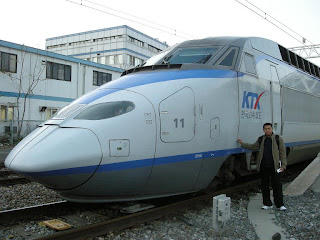 KTX - Korean Train Express