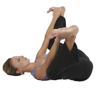 yogasanas ananda balasana