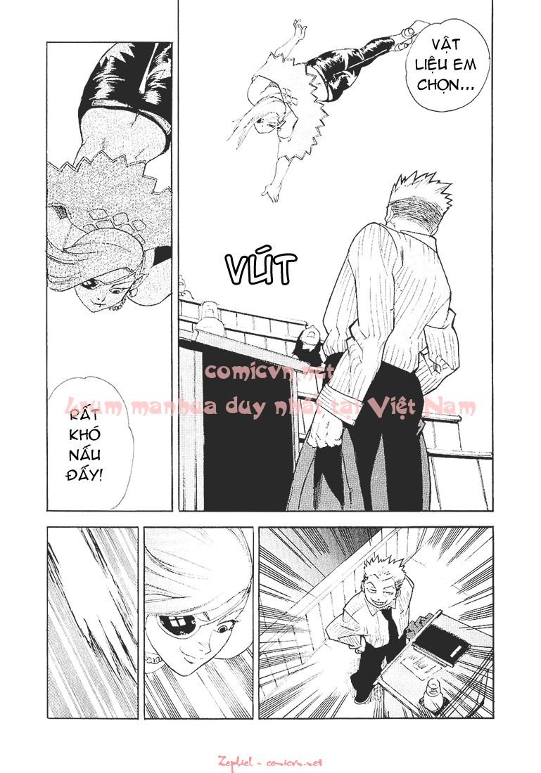 Aiki chap 27 - Trang 14