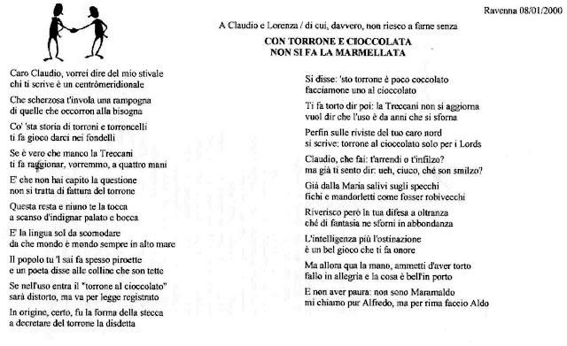 Poesie Sul Cioccolato In Rima