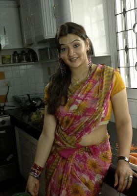 Aarthi Agarwal In Saree