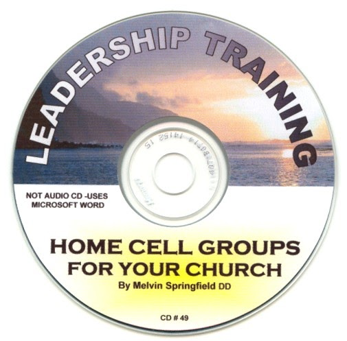 Home Cell Group 41