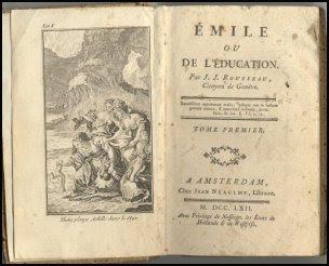 """The Better Way: Rousseau y su libro """"Emilio"""" cambian los"""