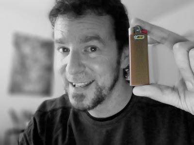 Zak Claxton Rare Bic Lighter Colors
