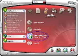 Create JukeBox (MP3, MP4, WMA)