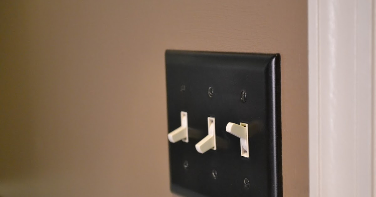 Thrifty Decorating Repost Orb Light Switches And Vent