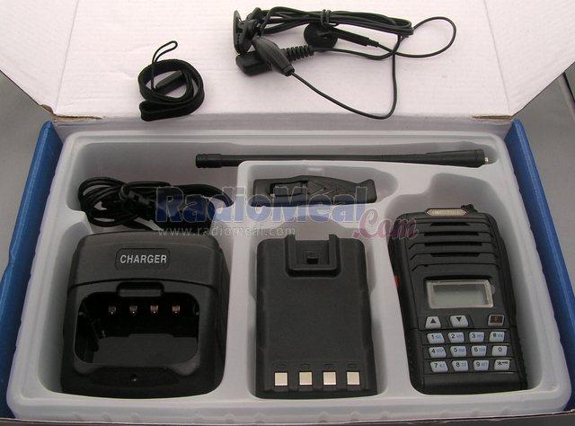 RadioMeal.Com Blog: Jingtong JT988 / JT-988 VHF Transceiver
