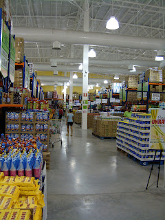Food Service Warehouse Storage