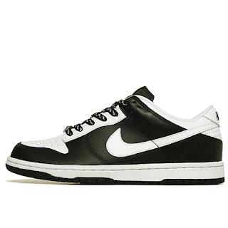 Nike Dunk Low - WHITE/BLACK-MIDNIGHT FOG
