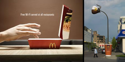 Awesome And Crazy Mcdonald S Advertising Crazy Pics
