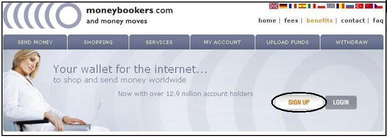 Money bookers