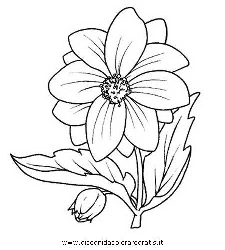 Fiabe storie e colori disegnini per l 39 estate for Disegni da stampare e colorare fiori