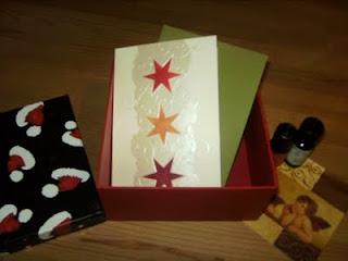 Weihnachtskarten Mit Duft.Weihnachtspost Blog Vivere Schule Für Aromatherapie Und