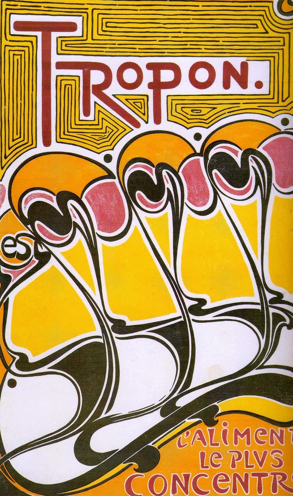 Digital Media Design My Thoughts Art Nouveau Work