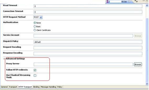 Random Cerebrations on SOA: Follow HTTP redirects -OSB HTTP