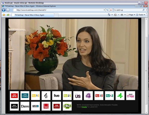 How To Watch TV Online On Your PC (Free TV)