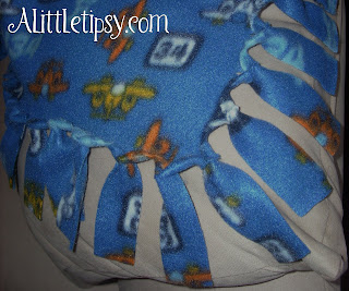 New Sew Fleece Blankets And Disney S Give A Day A Little