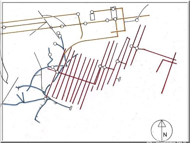 plan_des_arêtes_de_poissons_galeries_souterraines_de_Lyon