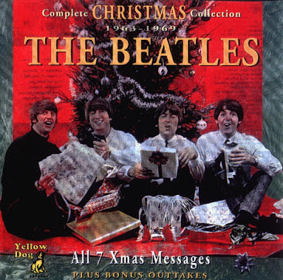 The Beatles Christmas Album.Teenage Dogs In Trouble A Very Merry Beatles Christmas