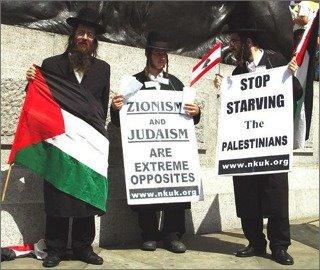 INTELLIGENZA ARTIFICIALE: Ebrei contro il sionismo
