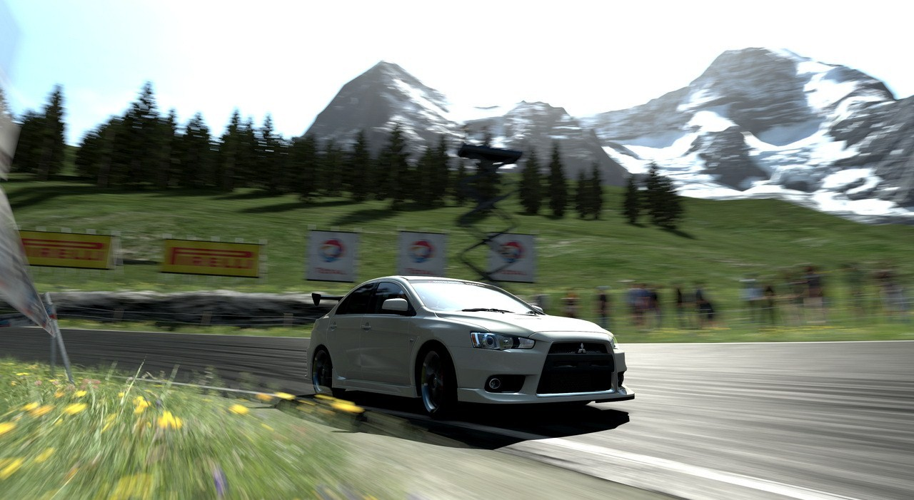 tech and gaming news gran turismo 5 update explaination. Black Bedroom Furniture Sets. Home Design Ideas