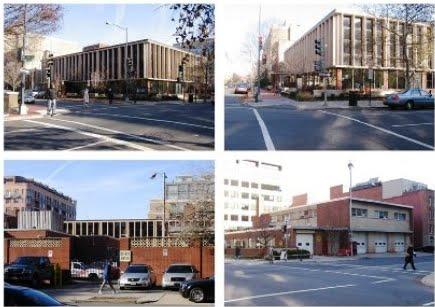 Eastbanc West End development Washington DC