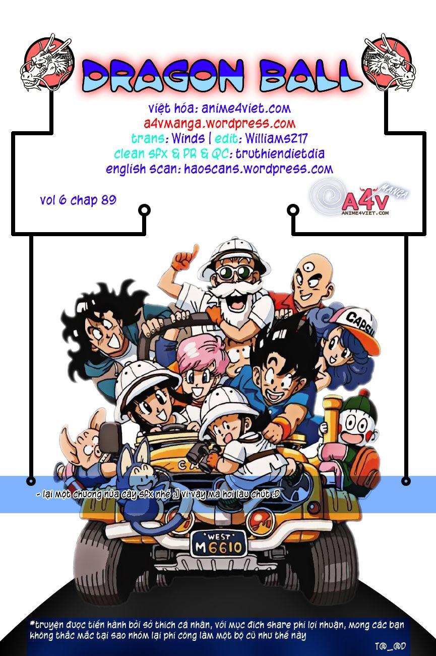 Dragon Ball chap 89 trang 15