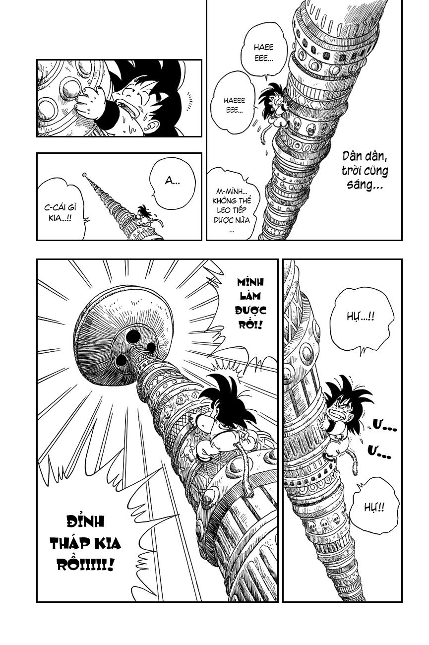 Dragon Ball chap 87 trang 14