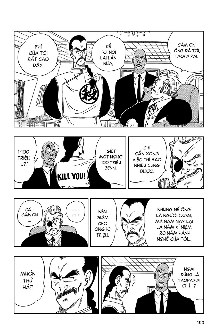 Dragon Ball chap 85 trang 5
