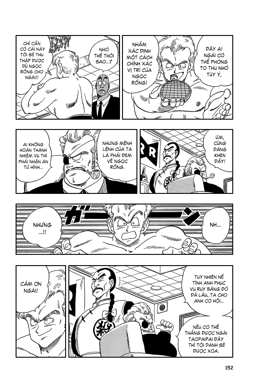 Dragon Ball chap 85 trang 7
