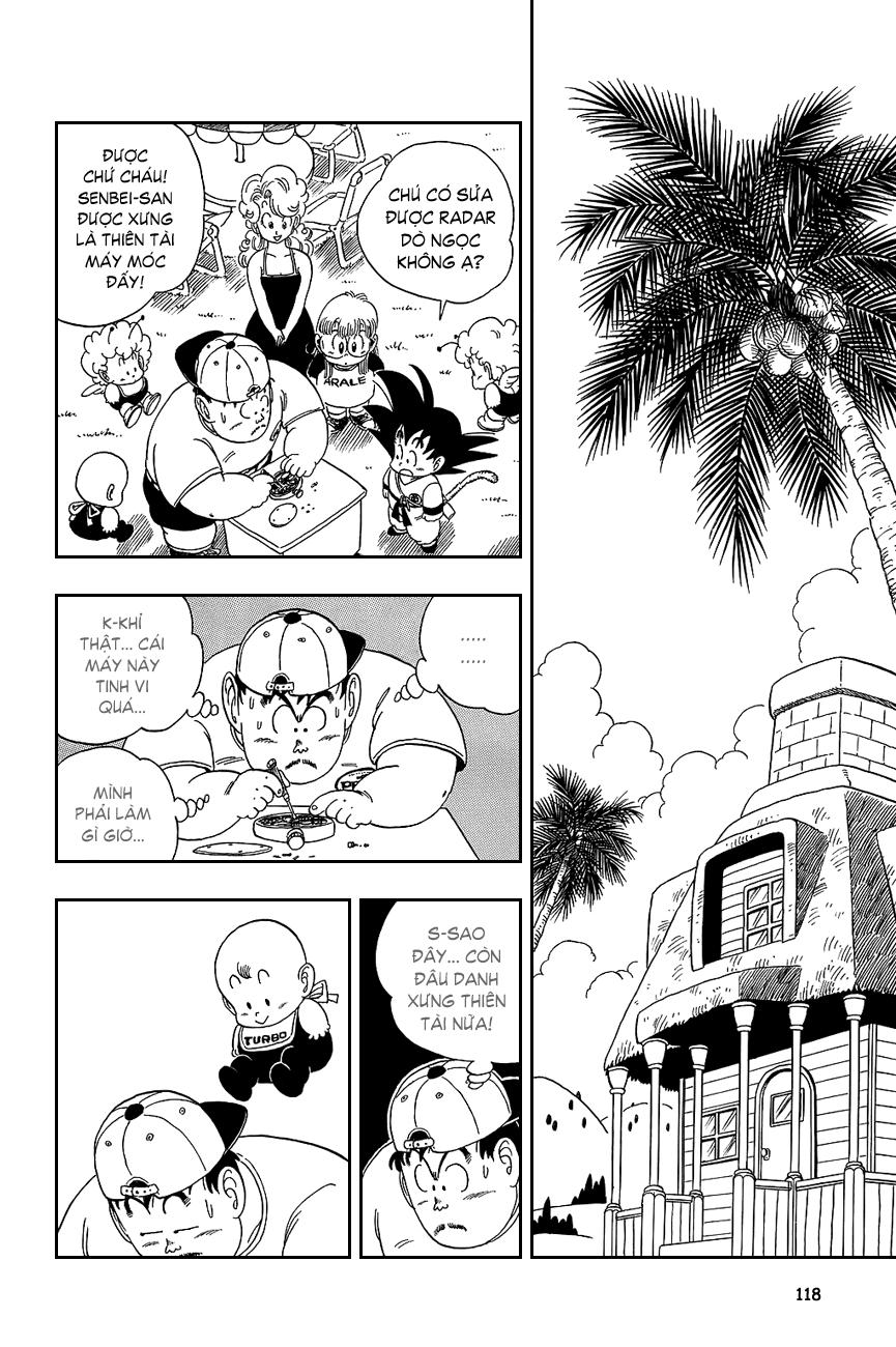 Dragon Ball chap 83 trang 1