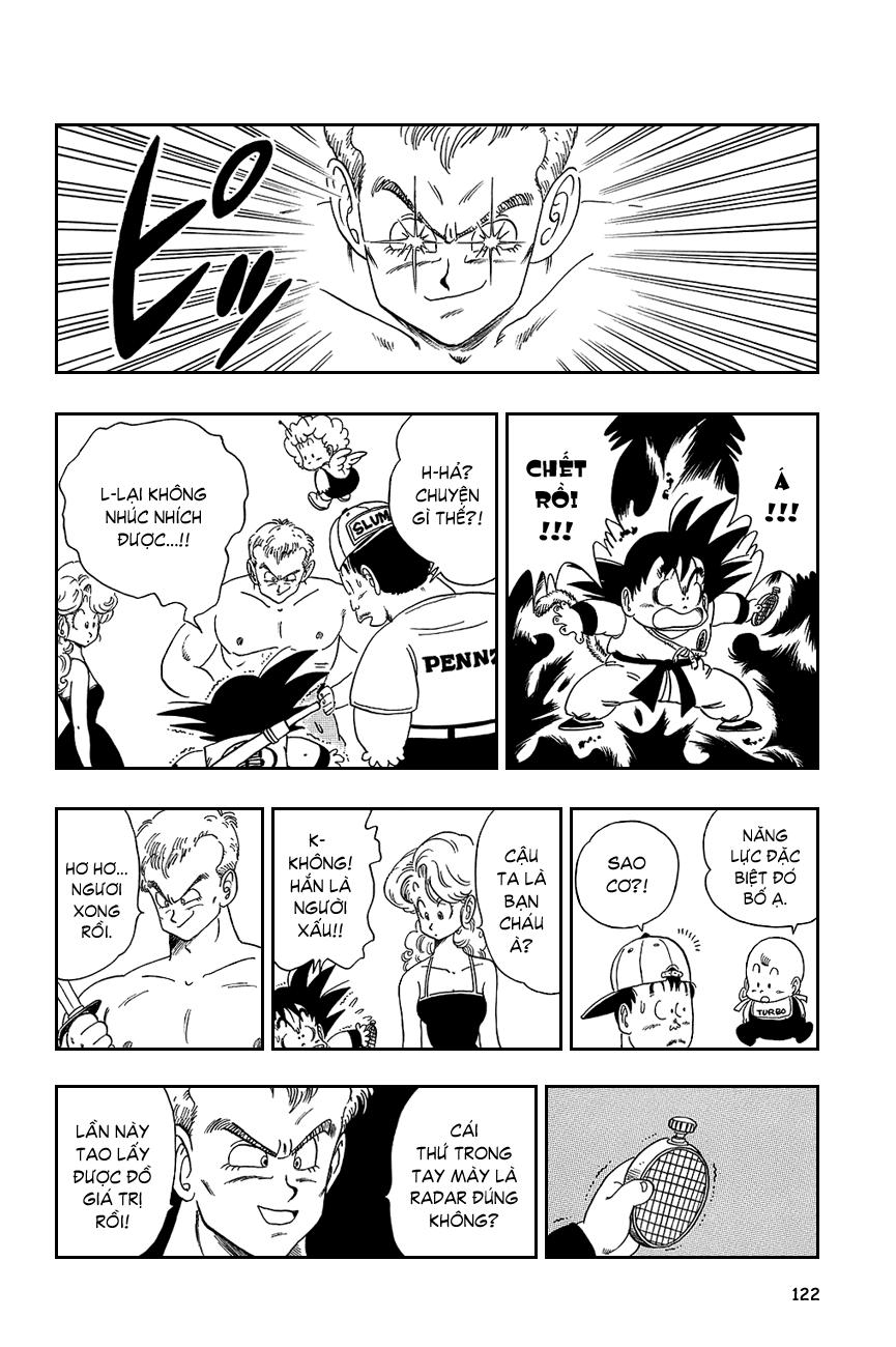 Dragon Ball chap 83 trang 5