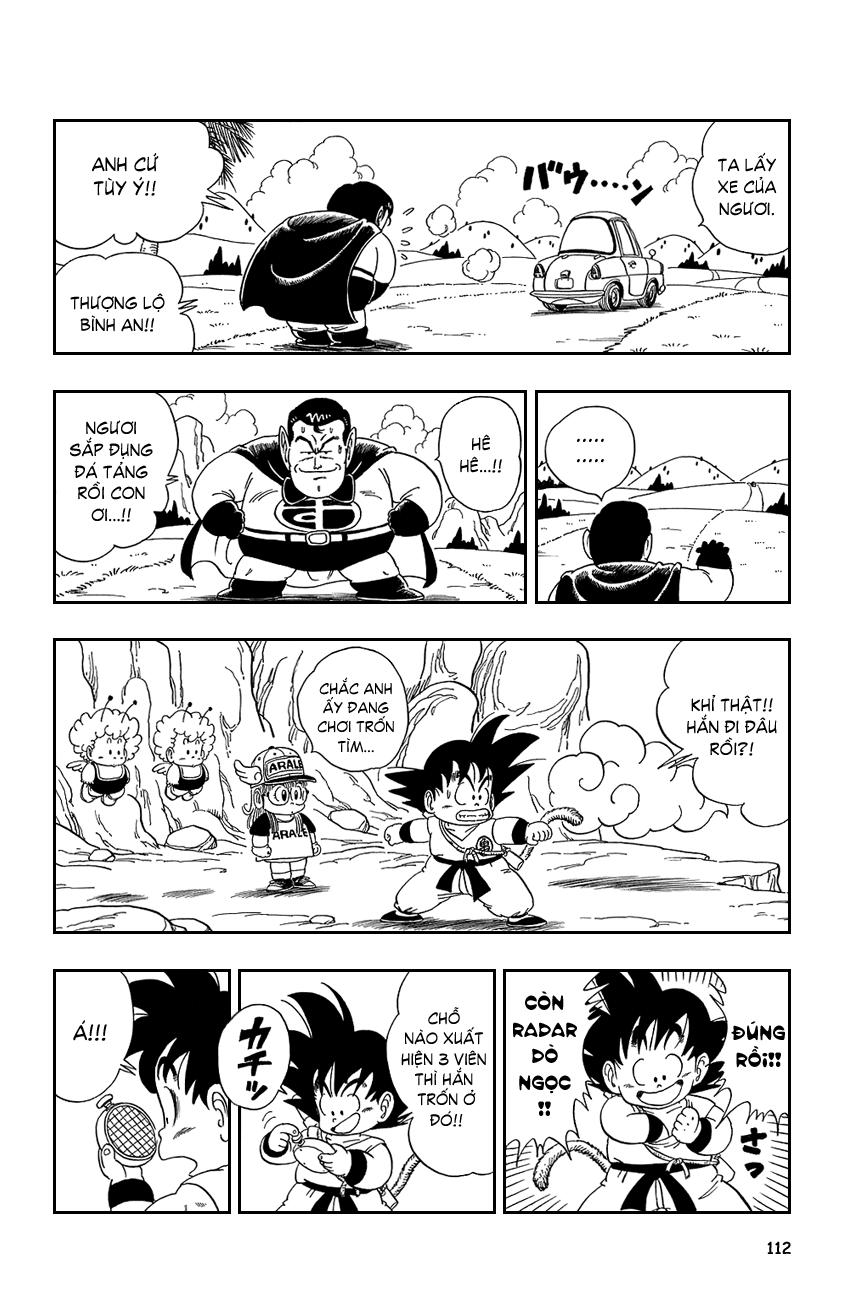 Dragon Ball chap 82 trang 9